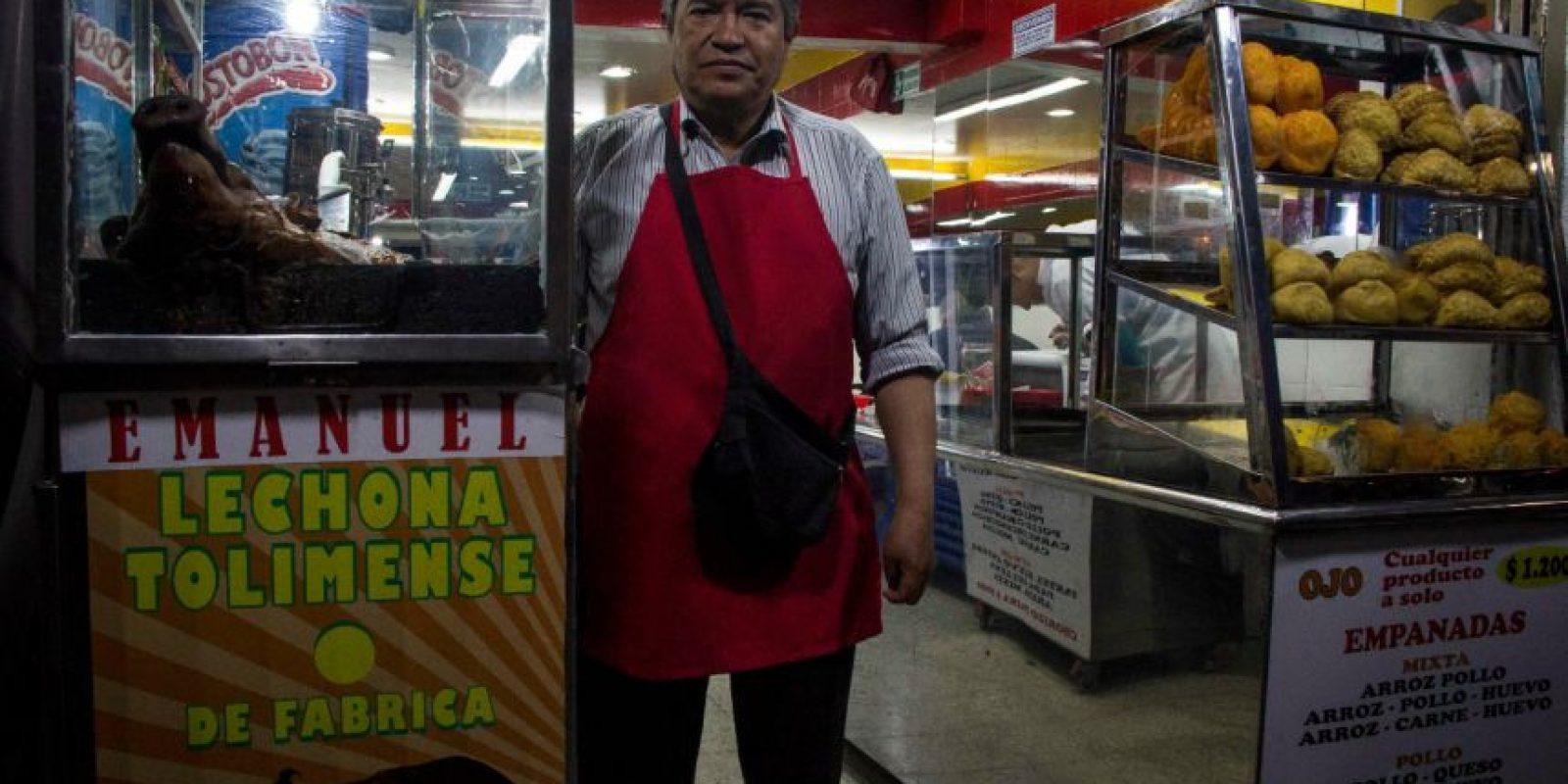 Fotos los mejores lugares de comida callejera en Bogot  Publimetro Colombia