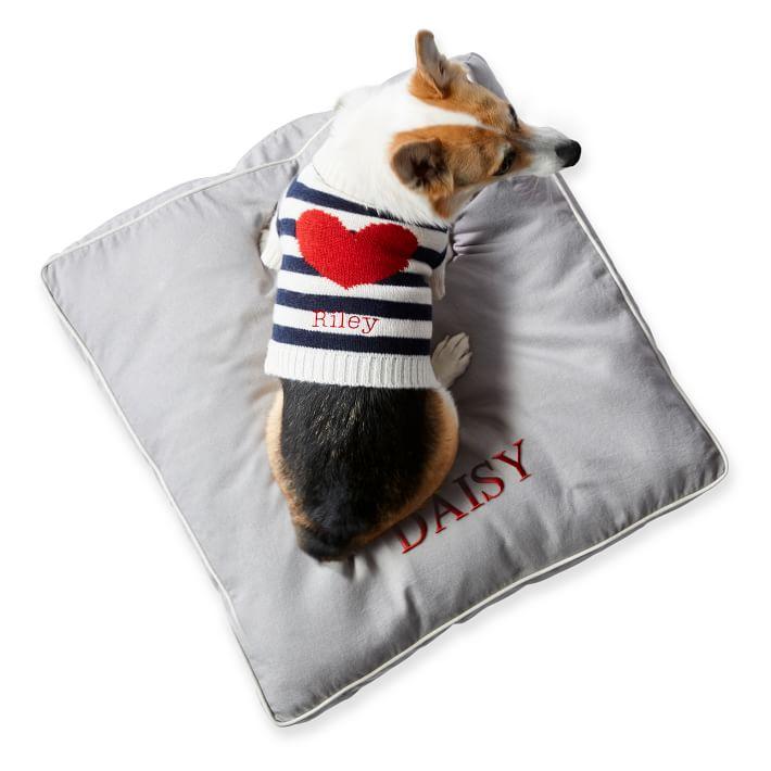 jax bones dog pillow bed