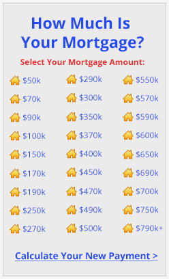 Zero cost refinance