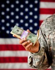 Saving money with  va cash out refinance also loan guidelines  rates rh militaryvaloan