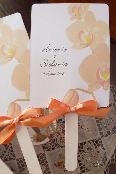 VENTAGLI MATRIMONIO  Feste  Matrimonio  di Decori per