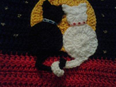 presina gatti innamorati  Feste  Idee regalo  di Le creazioni di  su MissHobby