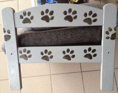 Letto in legno fatto a mano per cani e gatti  Per la casa e per t  su MissHobby