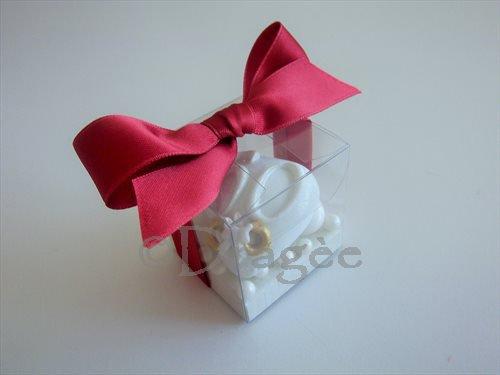 bomboniera anniversario confetti decorati  segnaposto anniversario  su MissHobby