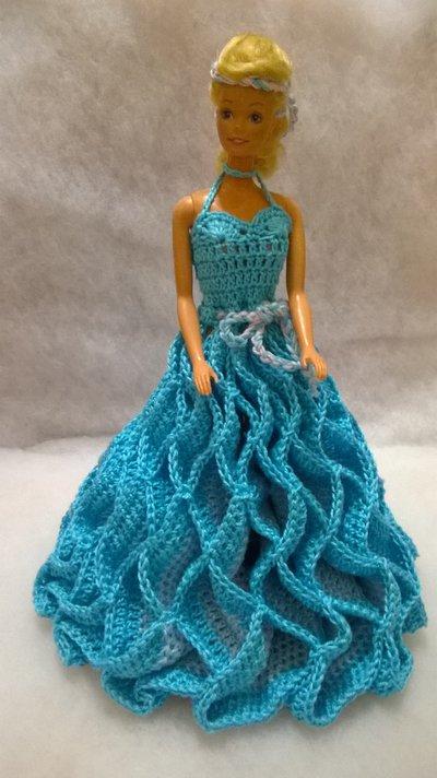 vestito per bambola barbie idea regalo  Bambini  Giocattoli  di  su MissHobby