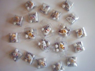 Confetti decorati comunione e cresima  Feste  Bomboniere  di Dra  su MissHobby