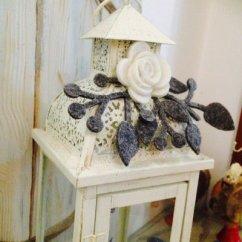 Cheap Living Room Decor West Elm Decorating Ideas Lanterna Decorativa Shabby - Per La Casa E Te ...