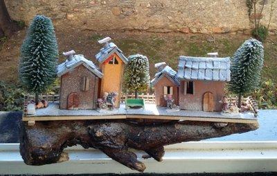Paesaggio Alpino Innevato  Per la casa e per te  Decorare casa    su MissHobby
