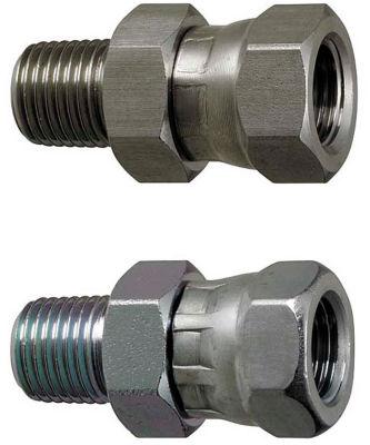 油壓水壓用接頭 直柱型 PT外螺牙・PF內螺牙 | MISUMI | MISUMI【臺灣三住】