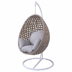 Hanging Chair Mitre 10 Hammock Stand Nz Nouveau Egg With Base Loungers Milano H 1905mm W 1000mm L Natural