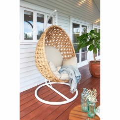 Hanging Chair Mitre 10 Blow Up Chairs Nouveau Egg With Base Loungers Tap To Expand