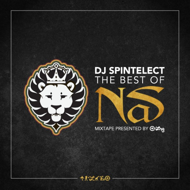 DJ Spintelect - The Best Of Nas Mixtape - Presented by LRG