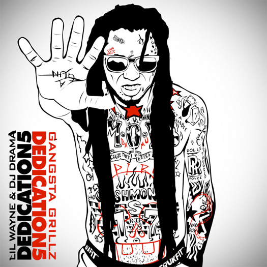 Lil Wayne & DJ Drama - Dedication 5