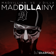DJ Skarface - MadDILLAiny (Madvillian Vs J Dilla)