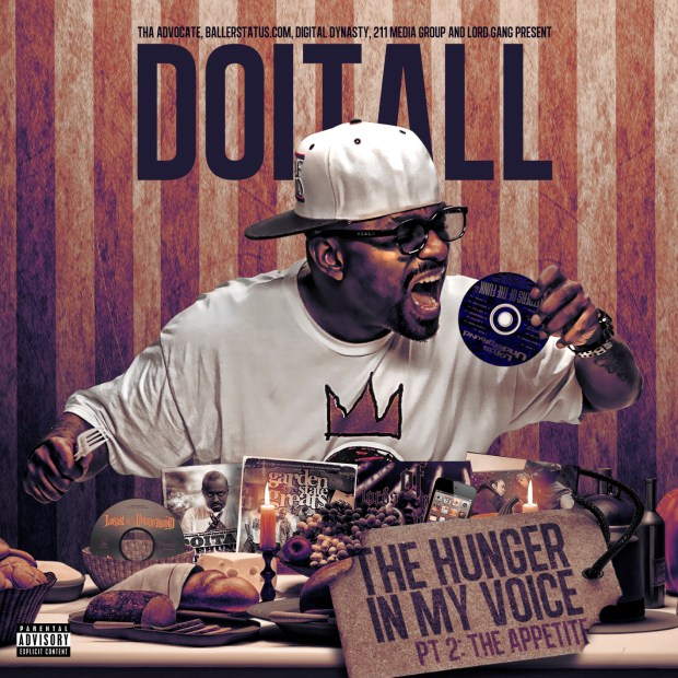 Do It All - The Hunger In My Voice Pt. 2: The Appetite