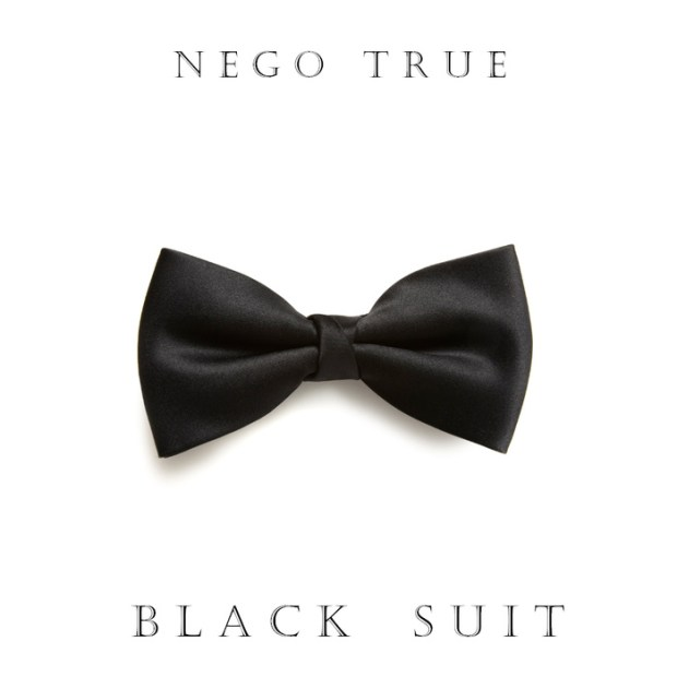 Nego True - Black Suit