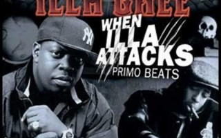 illa Ghee - When illa Attacks (Primo Beats)