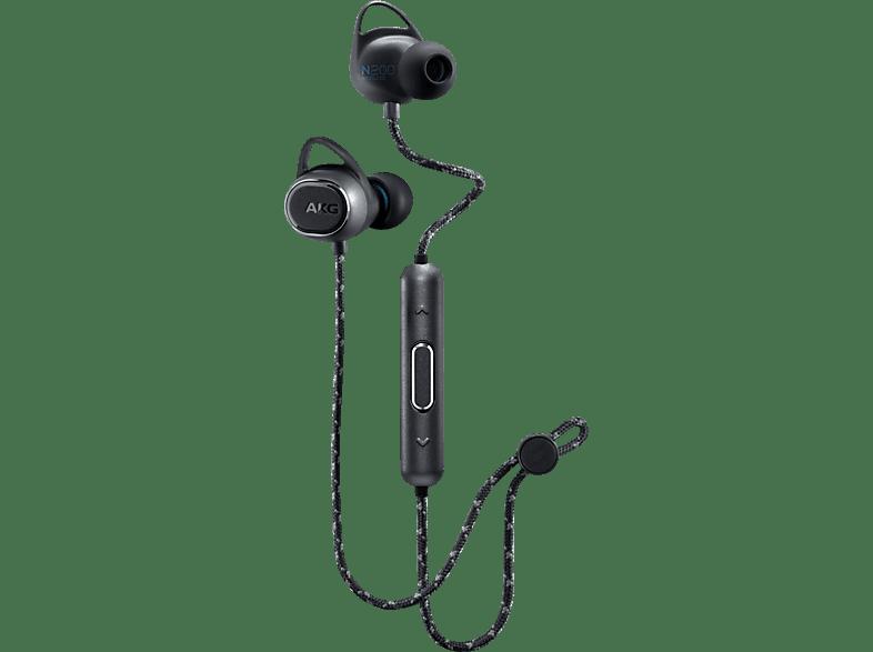AKG N200 Wireless, In-ear Kopfhörer Bluetooth Schwarz