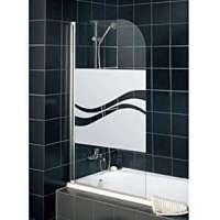 Badewannenaufstze  der komfortable Duschschutz
