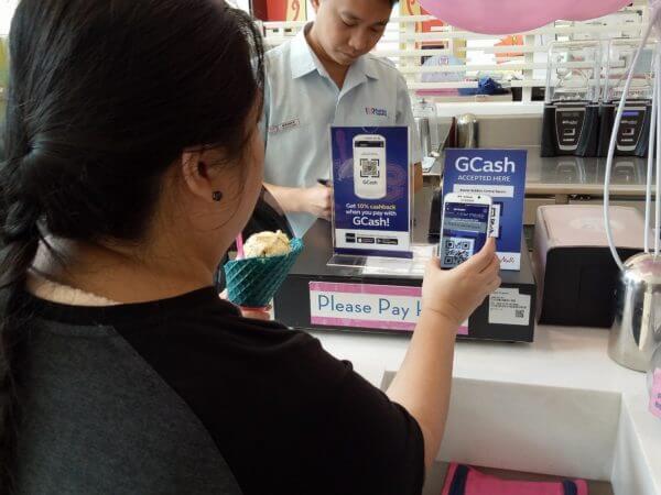 GCash App - GCash QR Scan to Pay