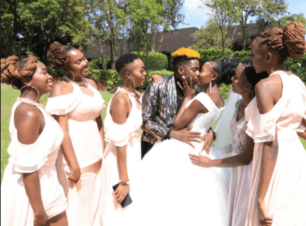 Exclusive: 'Tutazaa mkisema tuu ni kiki,' Eric Omondi tells off haters about his nuptials
