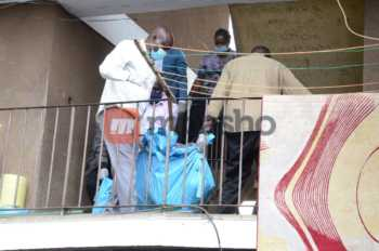 'Both mother and son were holding rosaries,' Sunday murder that puzzles DCI
