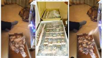Tiktoker deactivates account after video of printing fake money goes viral