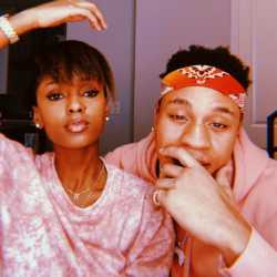 'Watch my baby,' Vanessa Mdee supports Rotimi's career months after quitting music