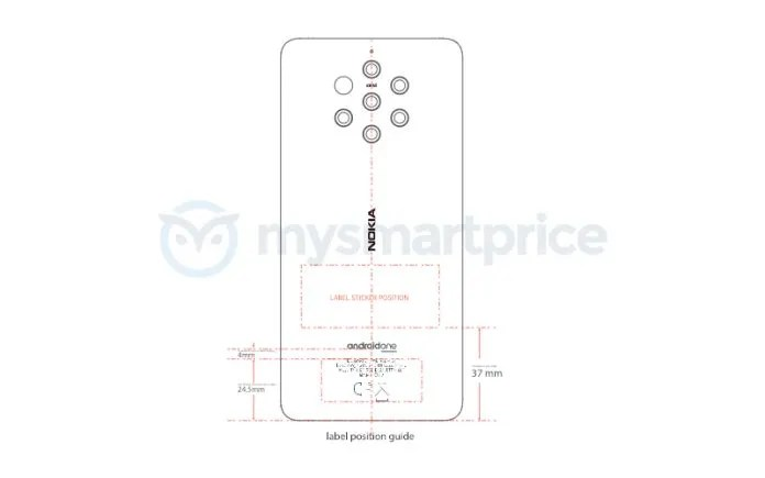 Nokia 9 PureView passes through FCC, will come in single