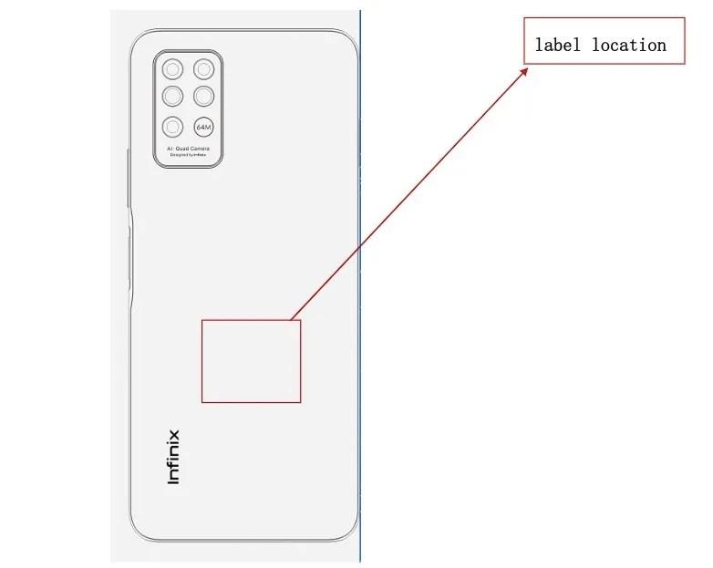 Infinix Note 8 Comes with 64MP Quad Camera Setup and