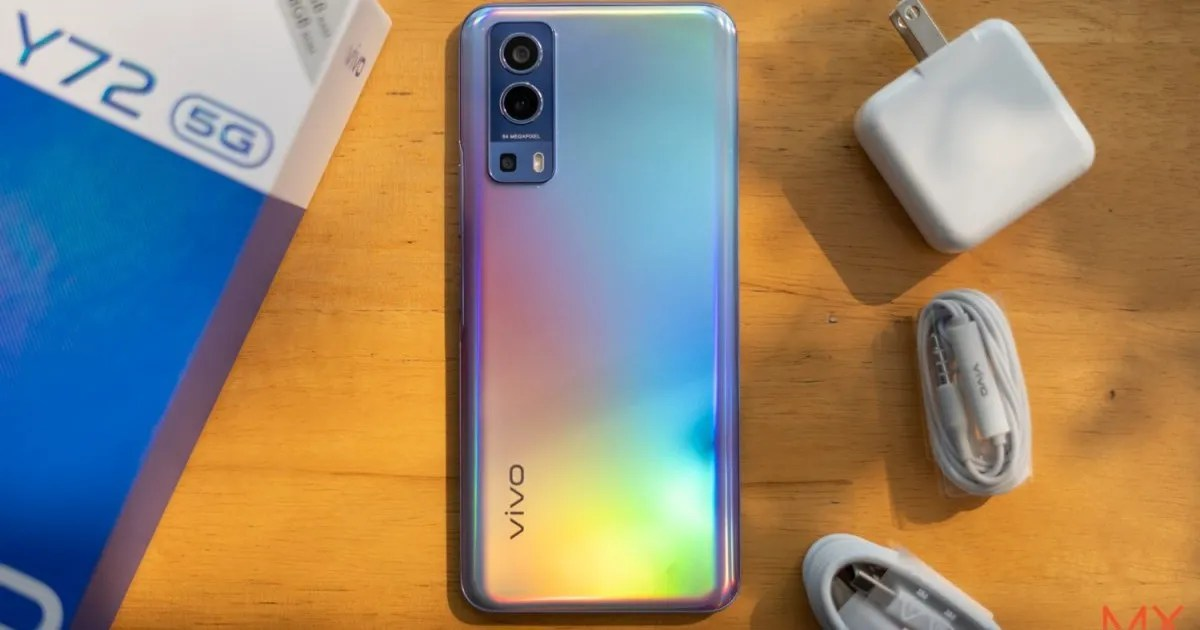 Vivo Y72 5G Full Specifications and Live Images Spotted Online Ahead of  Official Launch