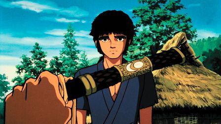 Resultado de imagem para kamui no ken