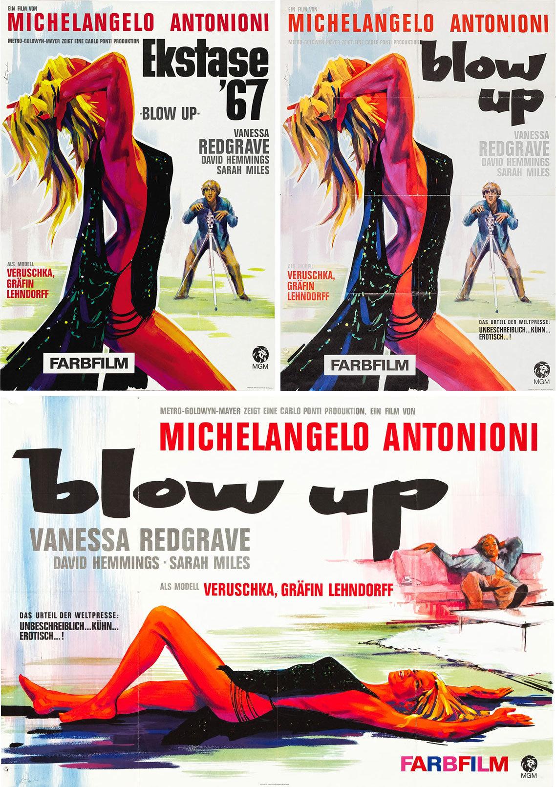 movie poster of the week michelangelo