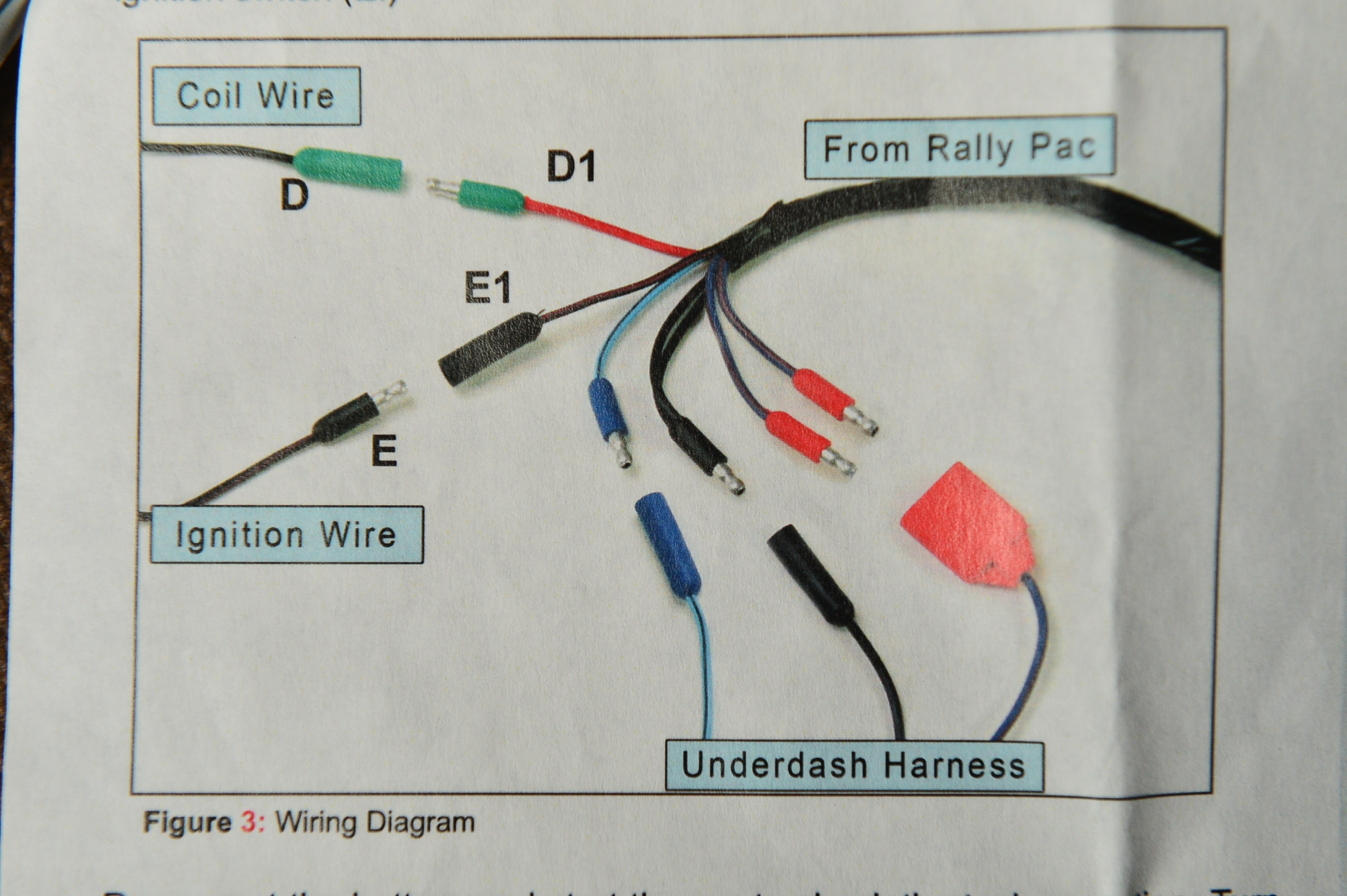 medium resolution of 4 wiring rally pac
