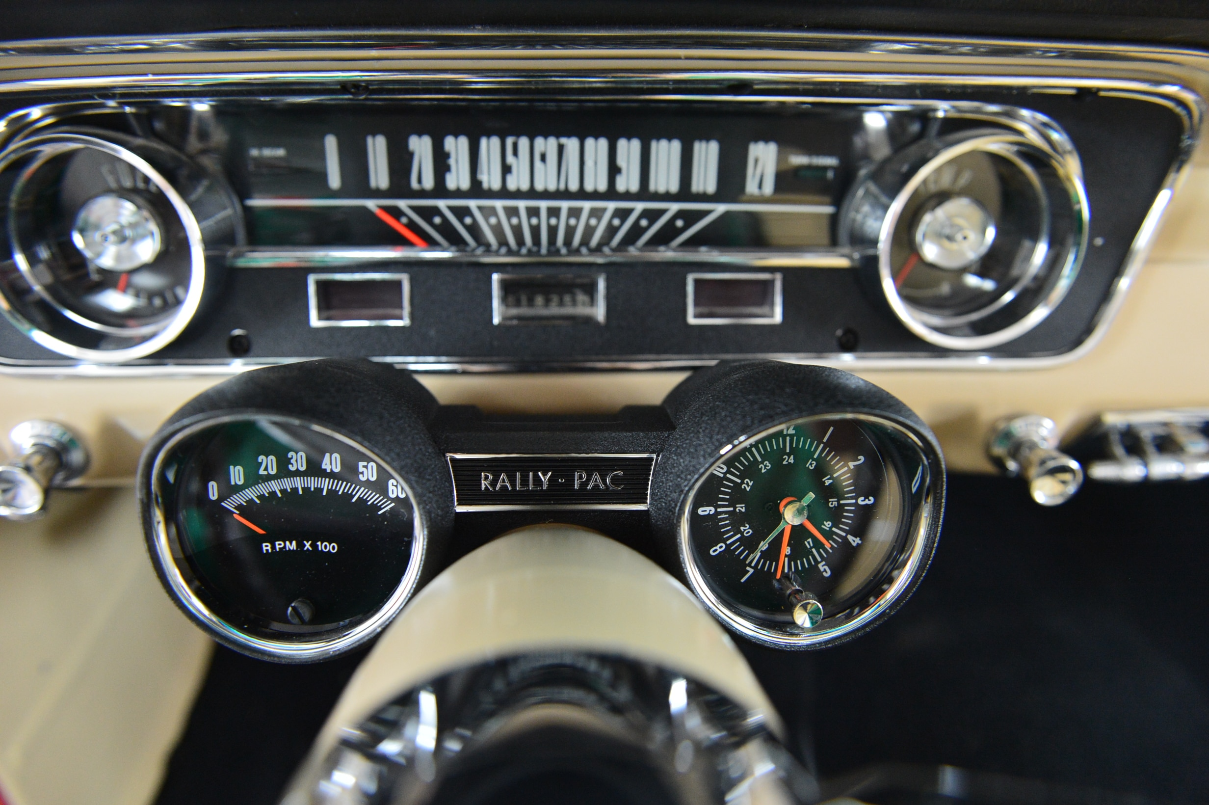 how to add rally pac gauges to a 1965 1966 mustangford rally pac wiring diagram  [ 2464 x 1640 Pixel ]