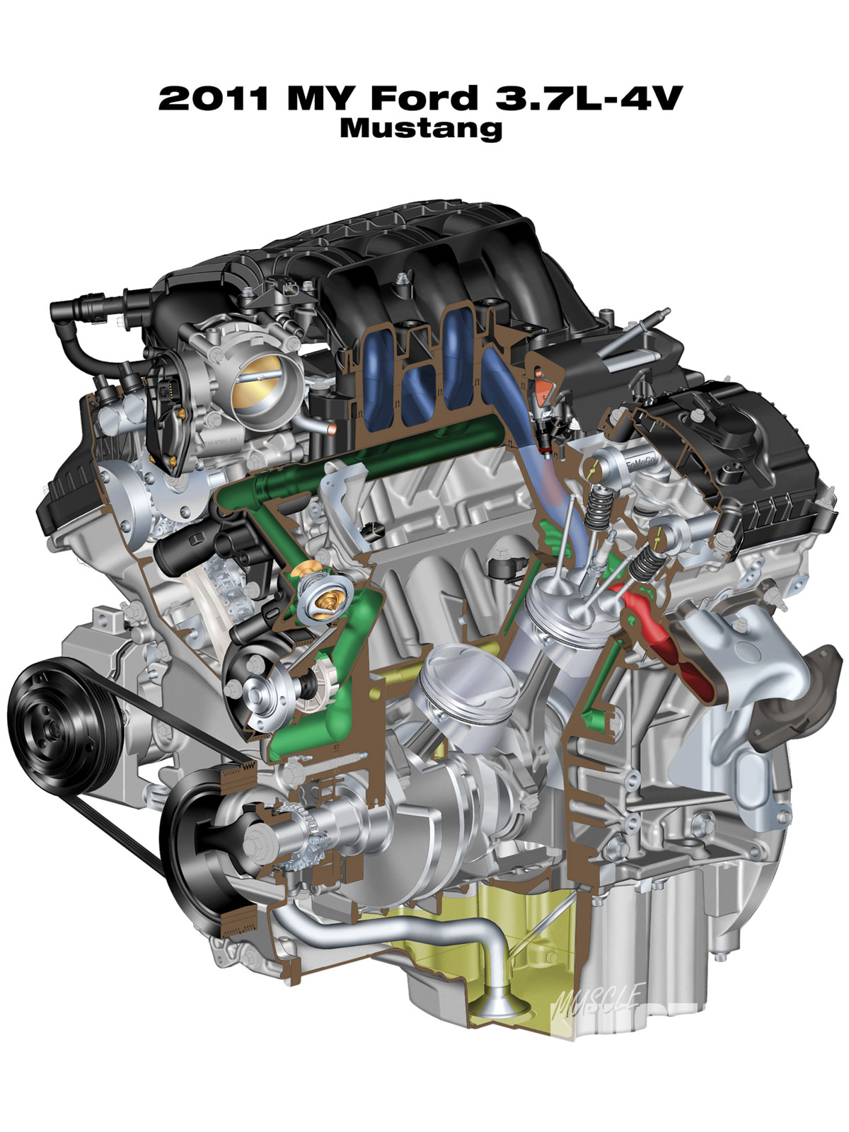 hight resolution of 2011 ford mustang 37 timing chain diagram wiring diagram kni 4 6 ford engine timing marks 2011