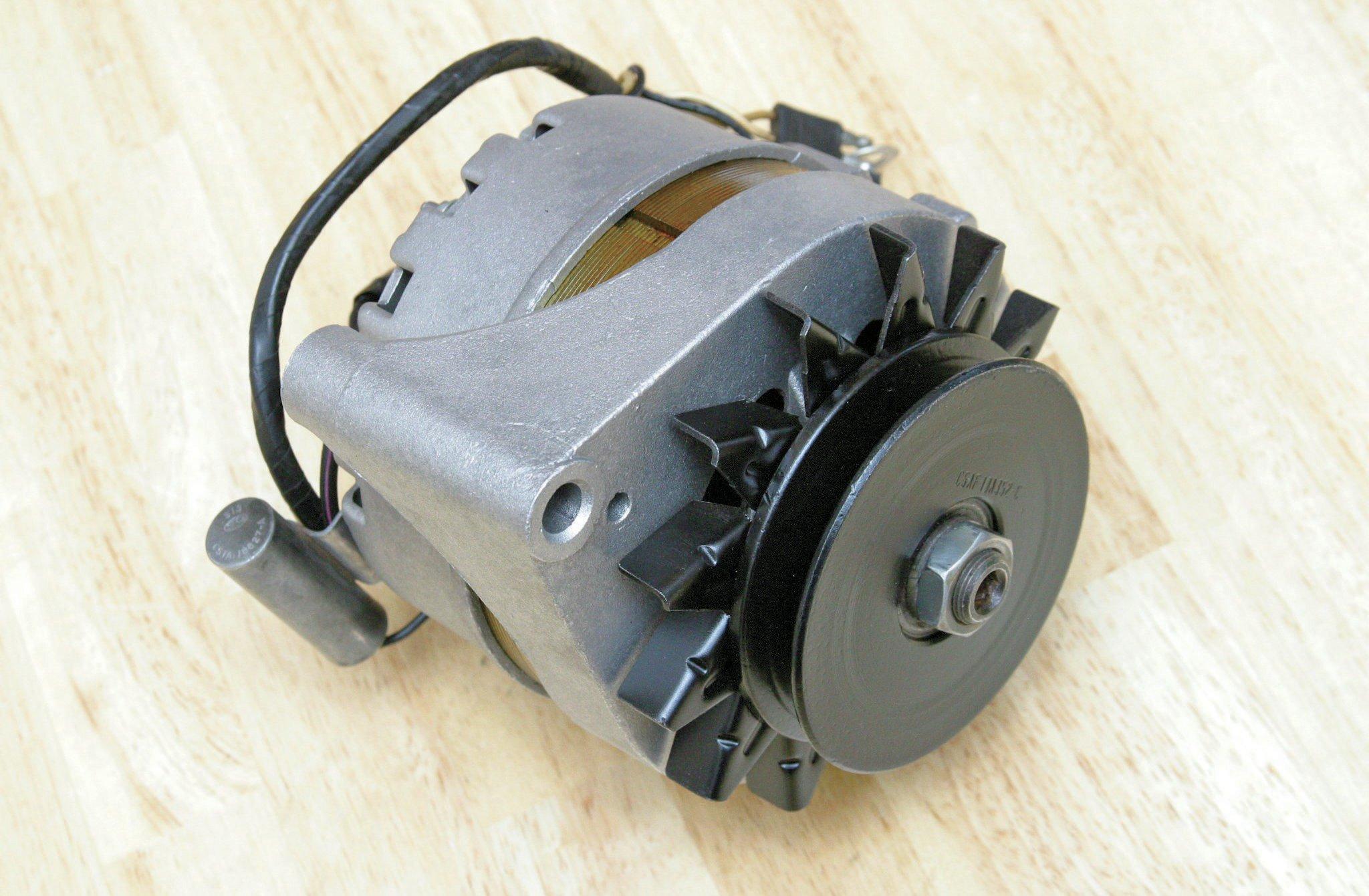 medium resolution of 286 high performance 1g alternator