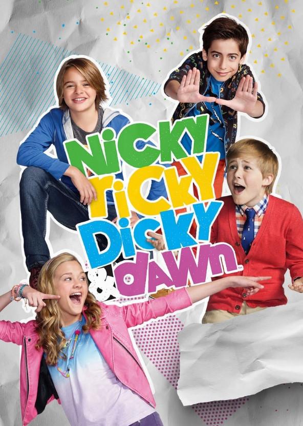 Nicky Ricky Dicky And Dawn : nicky, ricky, dicky, Nicky,, Ricky,, Dicky, (2019-2023), Casting, MyCast