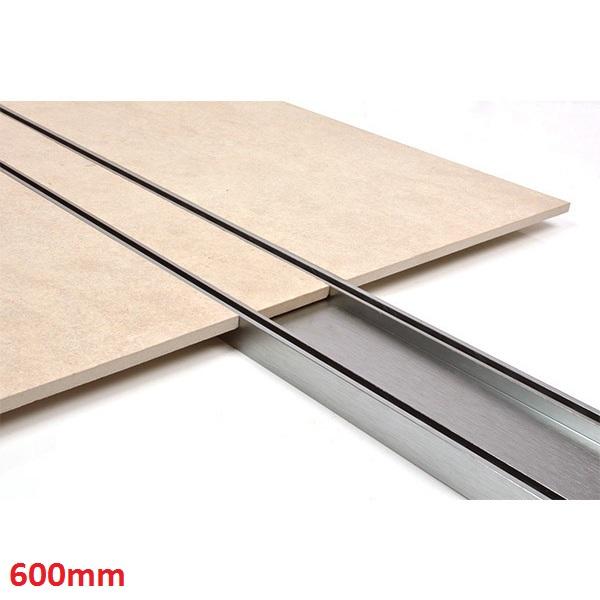 slimline tile insert shower grate waste drain 600mm
