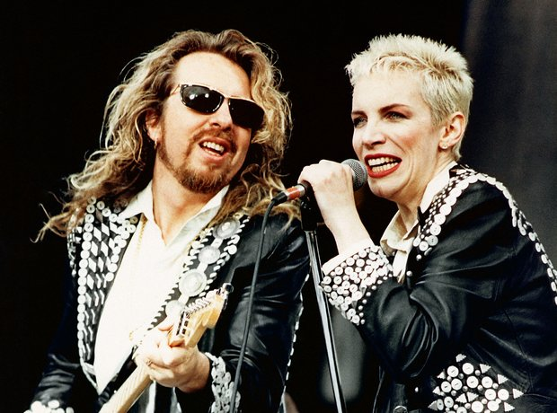 eurythmics facebook