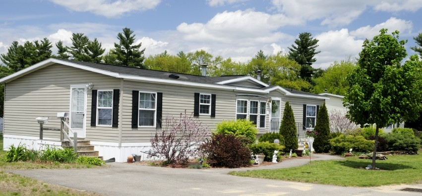 Fha mobile home loan lenders for Modular home financing