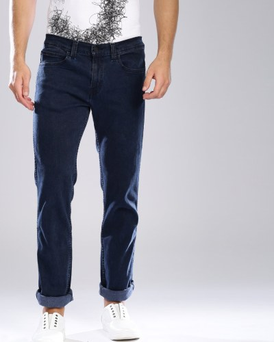 Levi's Navy Slim Fit Jeans