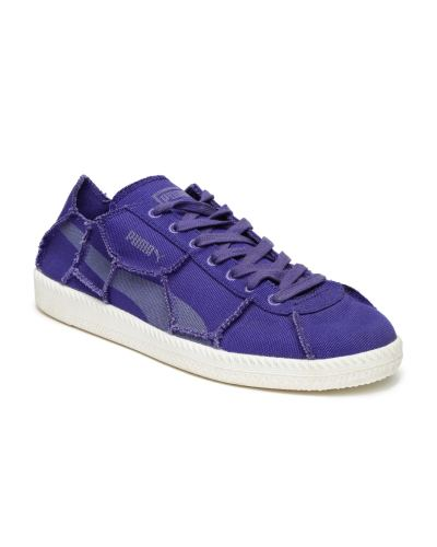 Puma Men Purple InCycle Flipped Ball Sneakers