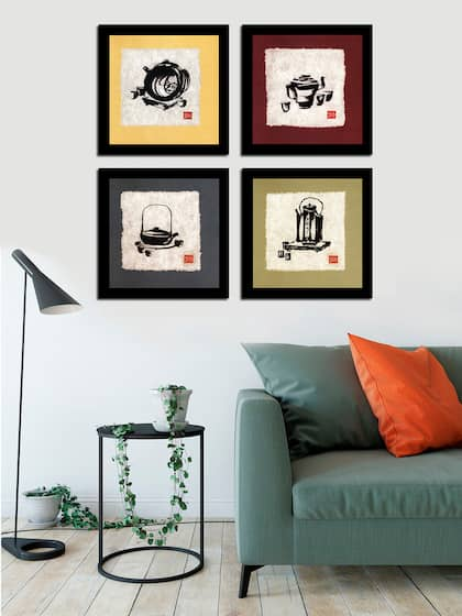 art in living room fancy furniture wall buy arts online at best price india myntra street