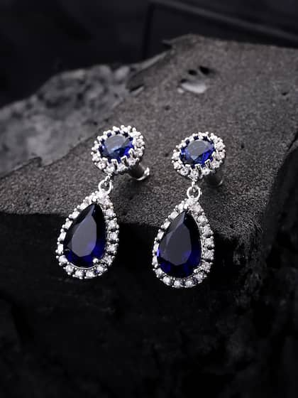 cubic zirconia earrings buy