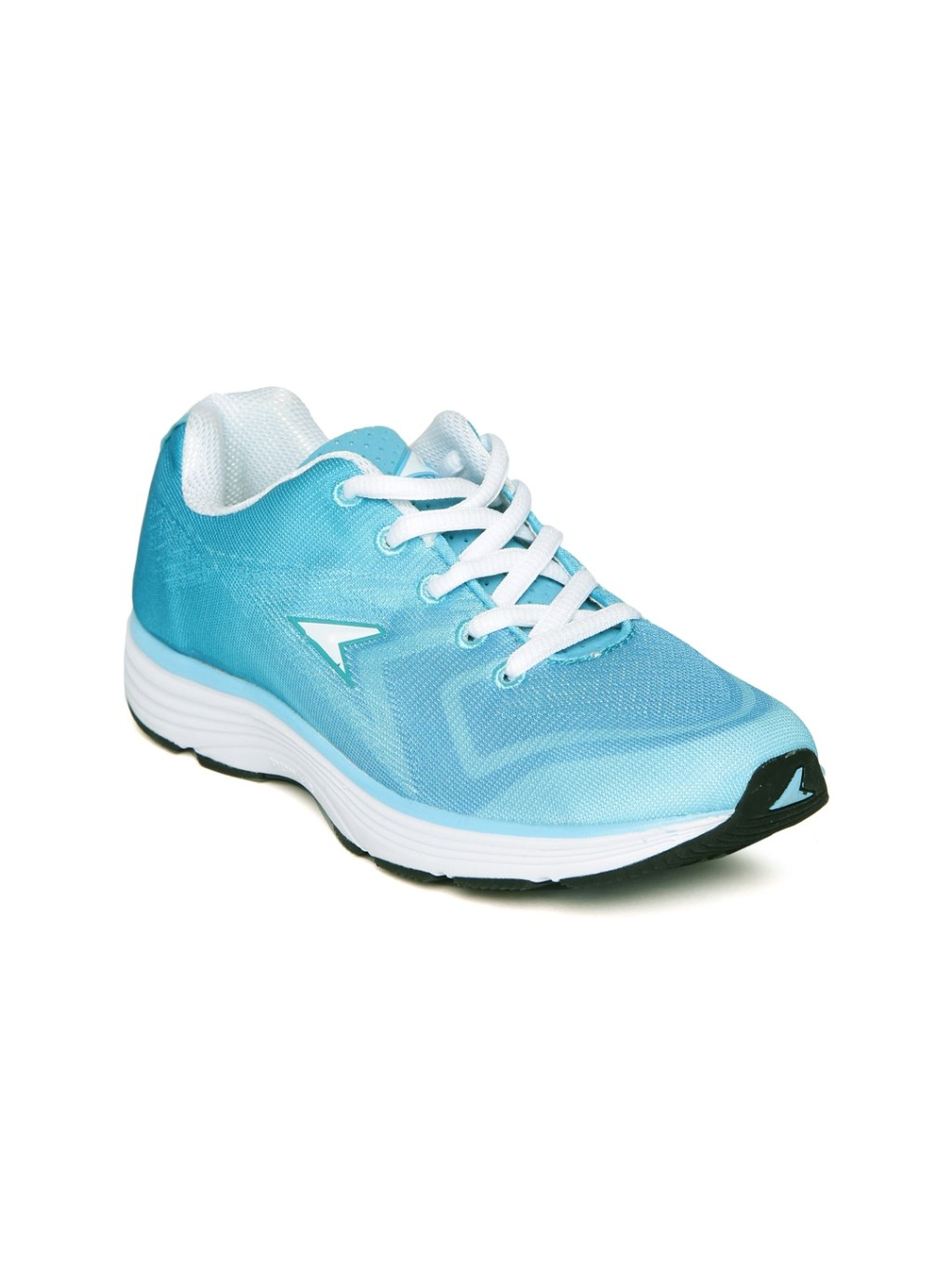 Myntra Power by Bata Women Blue Cosmo INA115 Running Shoes ...