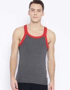Buy jockey men charcoal grey innerwear vest us vests for myntra also rh
