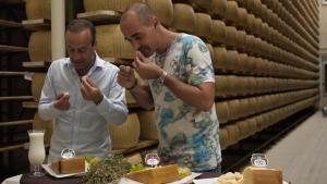 Foto di La cucina toscana  David Rocco in Toscana  National Geographic Channel  Italia