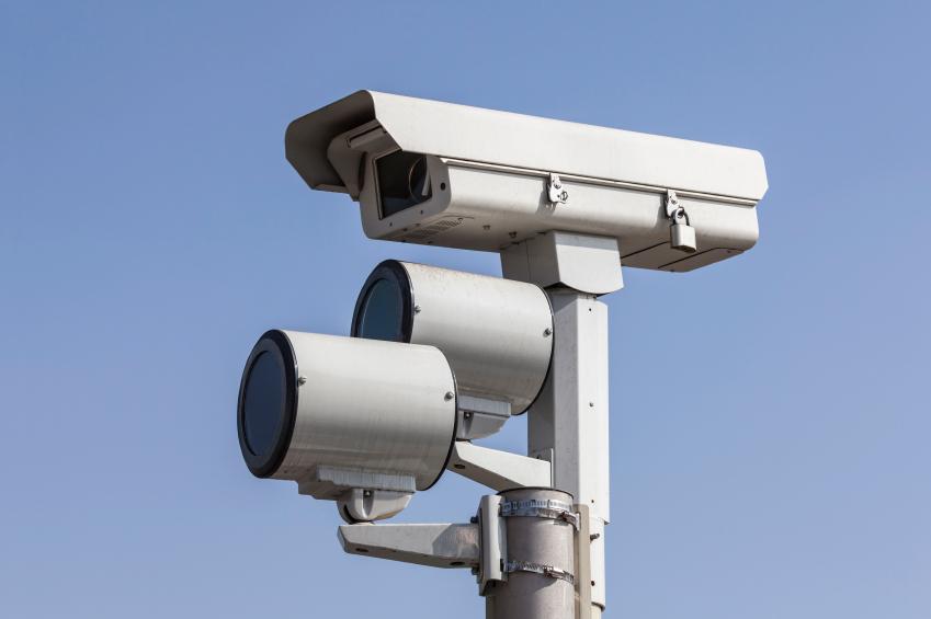 Red Light Camera Locations