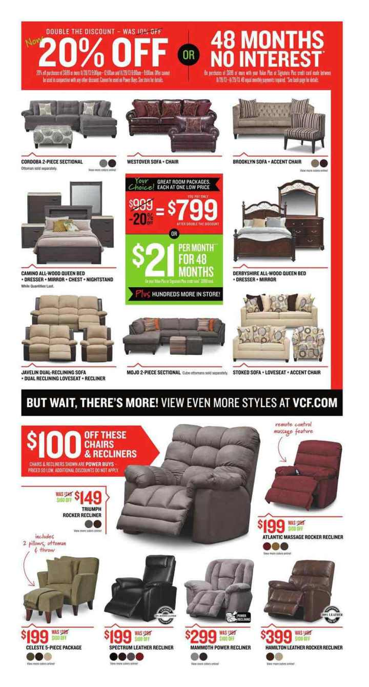 Black friday value city furniture - Value City Black Friday 2017 Ad Find The Best